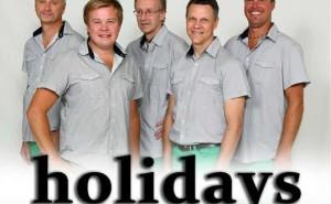 Plakat Holidaysforside